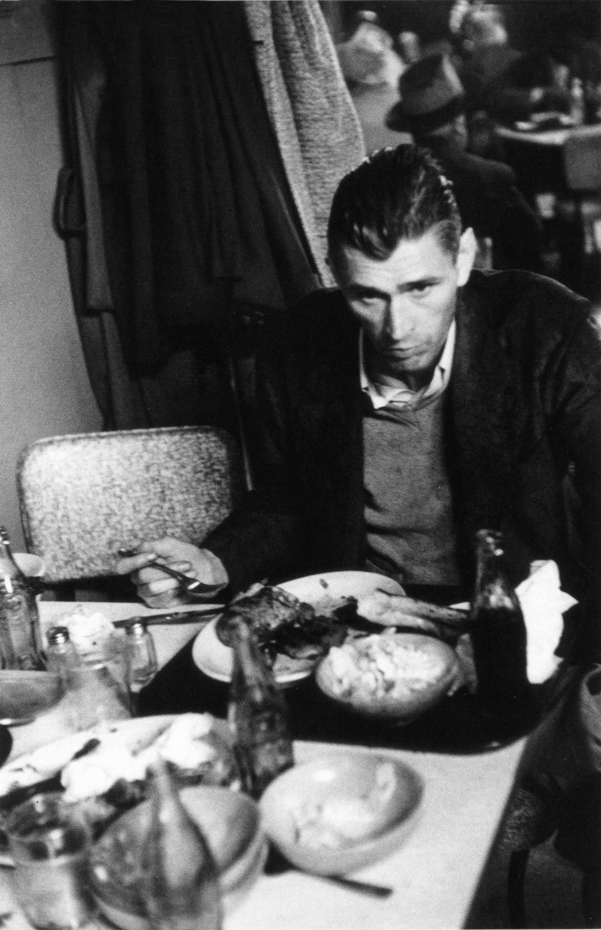 #68 Cafeteria-San Francisco, 1956