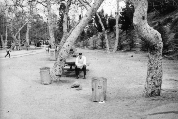 #76 Picnic ground - Glendale, California, 1955